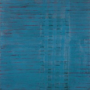 Frank Stella-BlueHorizon 1958