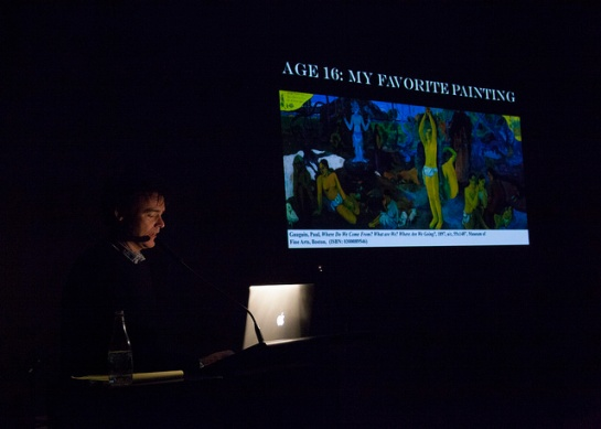 Now online: Photos from the Alumni Exhibition Part 2 Symposium!